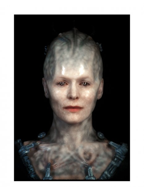 Borg Queen Star Trek